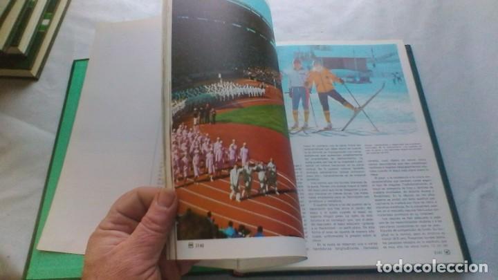 Coleccionismo deportivo: ENCICLOPEDIA SALVAT DE LOS DEPORTES - 12 TOMOS - VER FOTOS INDICES CONTENIDO - Foto 130 - 156676030