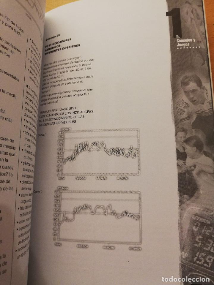 Coleccionismo deportivo: EDUCACIÓN FÍSICA Y DEPORTIVA CON EL PULSÓMETRO. MANUAL DE APRENDIZAJE - Foto 4 - 156785094