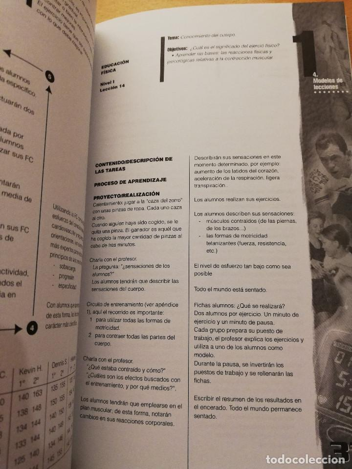 Coleccionismo deportivo: EDUCACIÓN FÍSICA Y DEPORTIVA CON EL PULSÓMETRO. MANUAL DE APRENDIZAJE - Foto 6 - 156785094