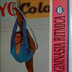 Coleccionismo deportivo: GIMNASIA RÍTMICA / AURORA FERNÁNDEZ DEL VALLE. C.O.E., 1991. (LOS DEPORTES OLÍMPICOS ; 6). . Lote 157001786