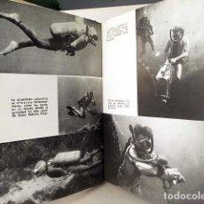Coleccionismo deportivo: A. RIBERA : MI REINO BAJO EL MAR (SUBMARINISMO. BUCEO. EXPLORACIONES. PECIOS. TESOROS. ETC) . Lote 157142030