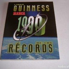 Coleccionismo deportivo: LIBRO GUINNES DE LOS RECORDS. Lote 158111630