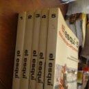 Coleccionismo deportivo: EL ESQUI, COMPLETA EN 5 TOMOS, ESCUELA DE CAMPEONES, FED.ALEMANA ENSEÑANZA ESQUI.00376-5. Lote 158125226