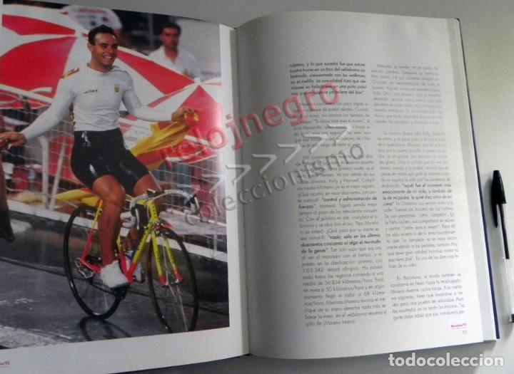 Coleccionismo deportivo: ESPAÑOLES DE ORO ( CIEN AÑOS DE MEDALLAS OLÍMPICAS )- LIBRO HISTORIA DEPORTE JUEGOS OLÍMPICOS ESPAÑA - Foto 7 - 160559946