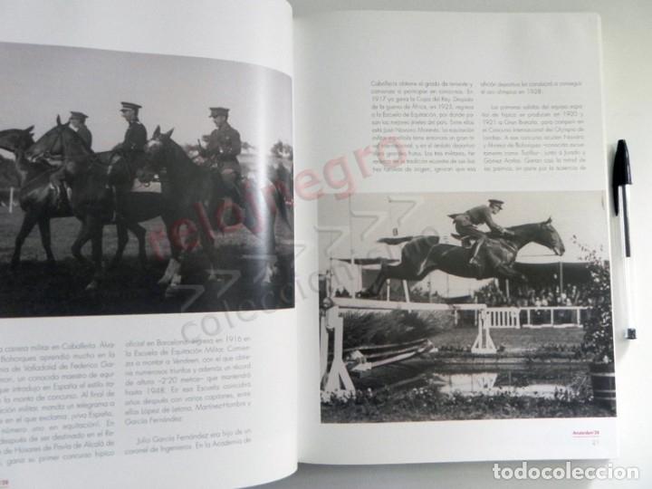Coleccionismo deportivo: ESPAÑOLES DE ORO ( CIEN AÑOS DE MEDALLAS OLÍMPICAS )- LIBRO HISTORIA DEPORTE JUEGOS OLÍMPICOS ESPAÑA - Foto 3 - 160559946