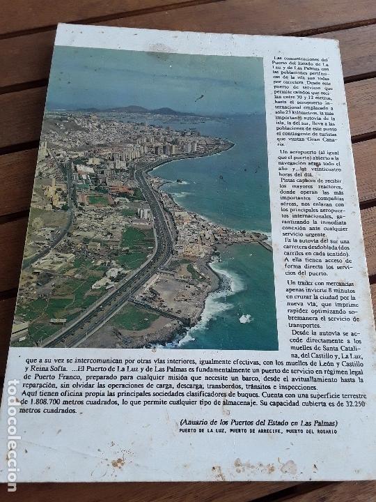 Coleccionismo deportivo: Semblanza histórica de los botes de la vela latina. Canarias, 1990. Muchas fotos. Único en tc. - Foto 2 - 161582082