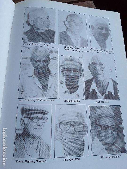 Coleccionismo deportivo: Semblanza histórica de los botes de la vela latina. Canarias, 1990. Muchas fotos. Único en tc. - Foto 4 - 161582082