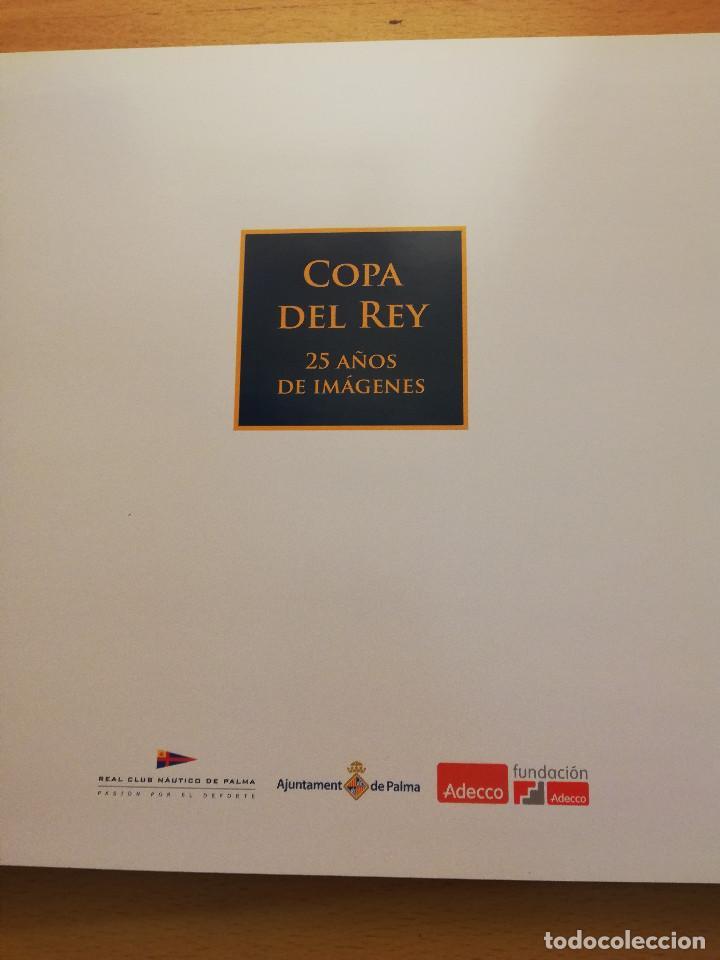 Coleccionismo deportivo: COPA DEL REY. 25 AÑOS DE IMÁGENES - Foto 2 - 161928682