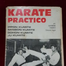 Coleccionismo deportivo: LIBRO KARATE PRACTICO 1971. Lote 162972849
