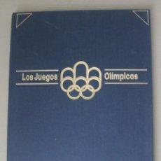 Coleccionismo deportivo: LIBRO: LOS JUEGOS OLIMPICOS BIBLIOTECA LA VANGUARDIA BARCELONA 1992 371 PAGINAS ILUSTRACIONES. Lote 164692986