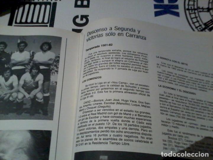 Coleccionismo deportivo: 75 Años del Cádiz C.F. 1910-1985 - Foto 2 - 164955934