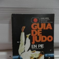 Coleccionismo deportivo: GUIA DE JUDO EN PIE, TACHI-WAZA ( GO-KYO ). Lote 165415610