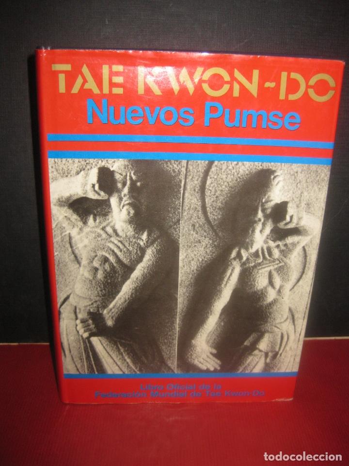 TAE KWON-DO. NUEVOS PUMSE. LIBRO OFICIAL DE LA FEDERACION MUNDIAL DE TAE KWON-DO. 1977. (Coleccionismo Deportivo - Libros de Deportes - Otros)