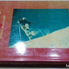Coleccionismo deportivo: ESQUI EXTREM/ PATRICK VALLENÇANT/ CENTRE EXCURSIONISTA CATALUNYA- EN CATALAN/ ESCULTISMO MO. Lote 166227694