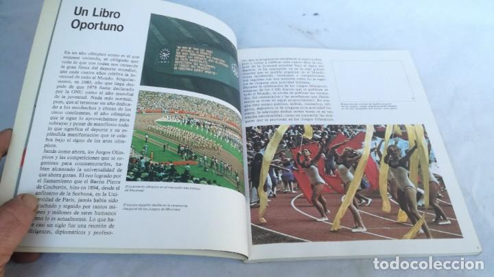 Coleccionismo deportivo: JUEGOS OLIMPICOS HISTORIA/ DE OLIMPIA A MOSCU 80/ COLA CAO/ / E204 - Foto 7 - 166232290