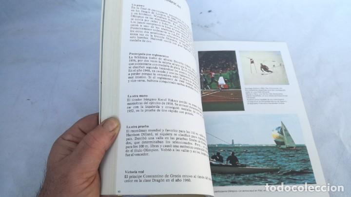 Coleccionismo deportivo: JUEGOS OLIMPICOS HISTORIA/ DE OLIMPIA A MOSCU 80/ COLA CAO/ / E204 - Foto 9 - 166232290