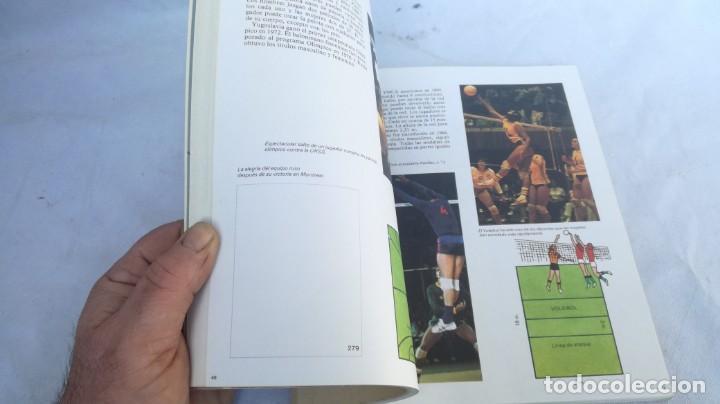 Coleccionismo deportivo: JUEGOS OLIMPICOS HISTORIA/ DE OLIMPIA A MOSCU 80/ COLA CAO/ / E204 - Foto 11 - 166232290