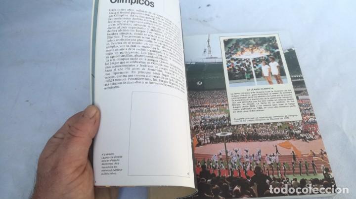 Coleccionismo deportivo: JUEGOS OLIMPICOS HISTORIA/ DE OLIMPIA A MOSCU 80/ COLA CAO/ / E204 - Foto 15 - 166232290