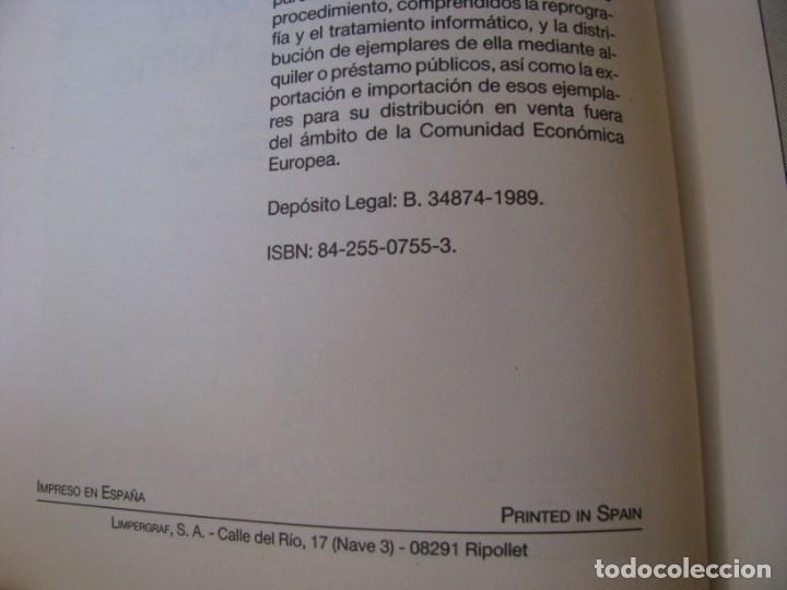 Coleccionismo deportivo: BILLAR TÉCNICA DE LA REUNIÓN. MAURICE DALY Y WILLIAM W. HARRIS. 4 EDICION. 1989. - Foto 3 - 166319826