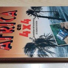 Coleccionismo deportivo: AFRICA EN 4 X 4/ ENRIQUE DAUNER/ AVENTURA TODO TERRENO ALCANCE TODOS/ MARTINEZ ROCA/ F40. Lote 166459310