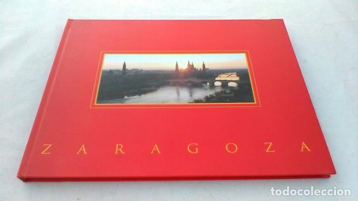 ZARAGOZA CON EL DEPORTE/ AYUNTAMIENTO DE ZARAGOZA/ / / G102 (Coleccionismo Deportivo - Libros de Deportes - Otros)