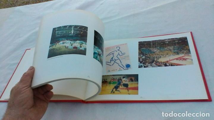 Coleccionismo deportivo: ZARAGOZA CON EL DEPORTE/ AYUNTAMIENTO DE ZARAGOZA/ / / G102 - Foto 5 - 166483298