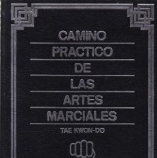 Coleccionismo deportivo: TAE KWON-DO - PABLO CARRETERO - EDICIONES NÓRDICA 1987 / 1ª EDICION - ILUSTRADO. Lote 167967640