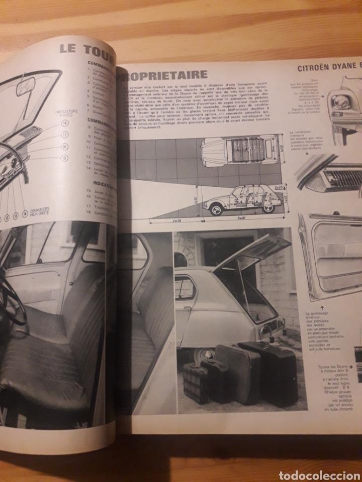 Coleccionismo deportivo: Lautomobile gran tomo revistas automocion coches - Foto 4 - 169471854