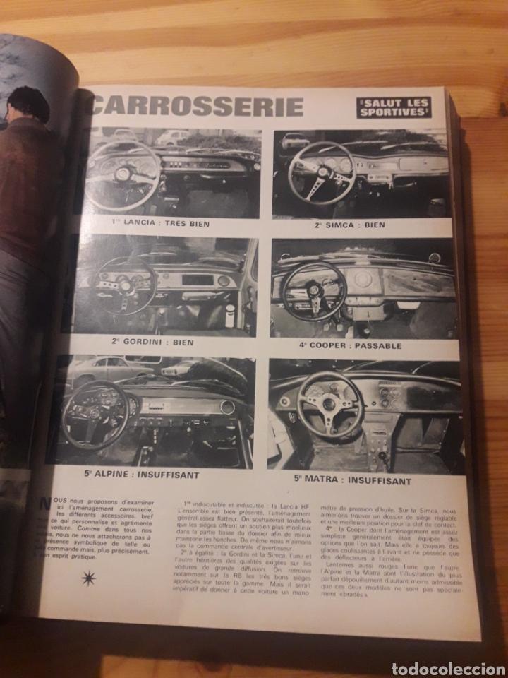 Coleccionismo deportivo: Lautomobile gran tomo revistas automocion coches - Foto 5 - 169471854