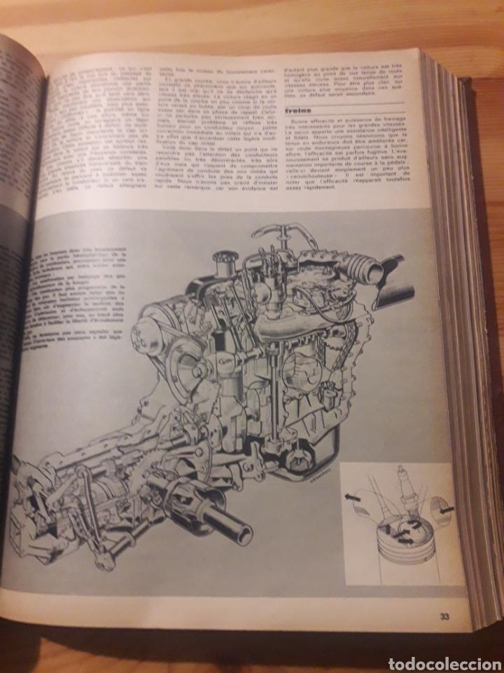 Coleccionismo deportivo: Lautomobile gran tomo revistas automocion coches - Foto 6 - 169471854