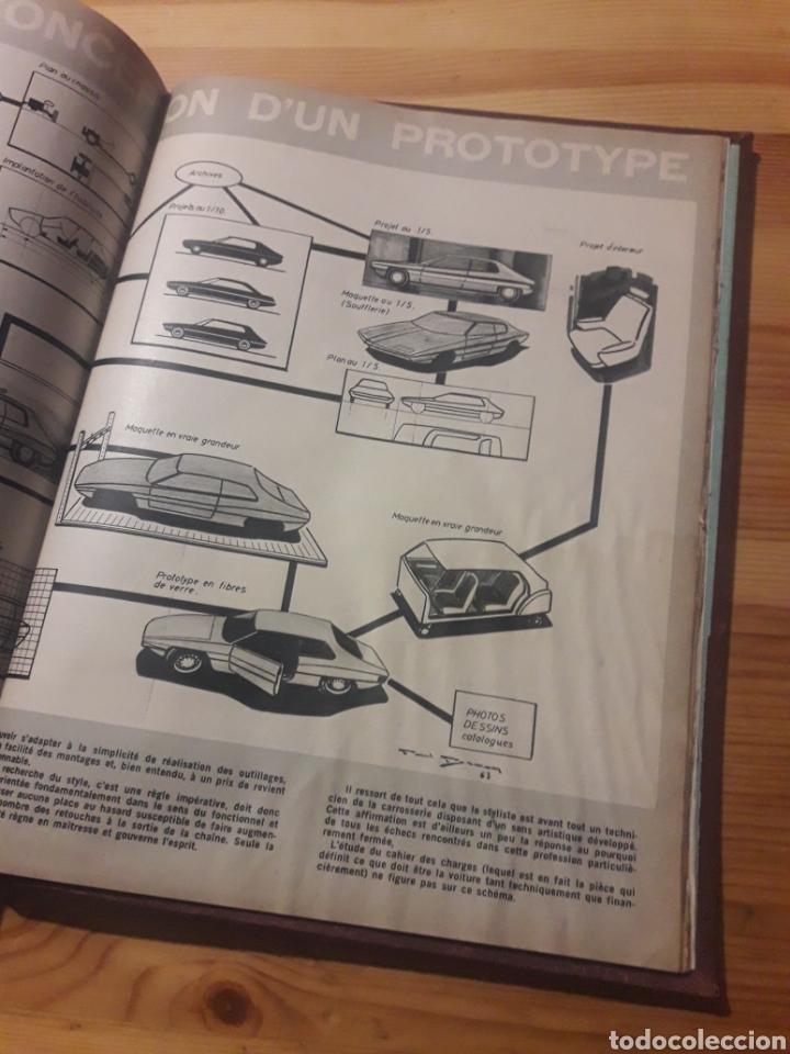 Coleccionismo deportivo: Lautomobile gran tomo revistas automocion coches - Foto 10 - 169471854