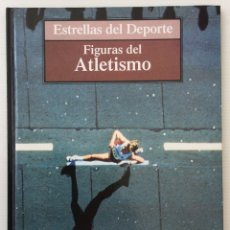 Coleccionismo deportivo: ESTRELLAS DEL DEPORTE – FIGURAS DEL ATLETISMO – PLANETA DE AGOSTINI 1997 - GRUPO CORREO. Lote 172686787