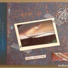 Coleccionismo deportivo: SANTUARIO RAGGIE. BUCEANDO EN SUDÁFRICA. CHANO MONTELONGO. LIBRO & DVD. 2003. COMO NUEVO!. Lote 173028770