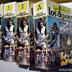Coleccionismo deportivo: GRAN FICHERO DE LOS DEPORTES. Lote 173393334
