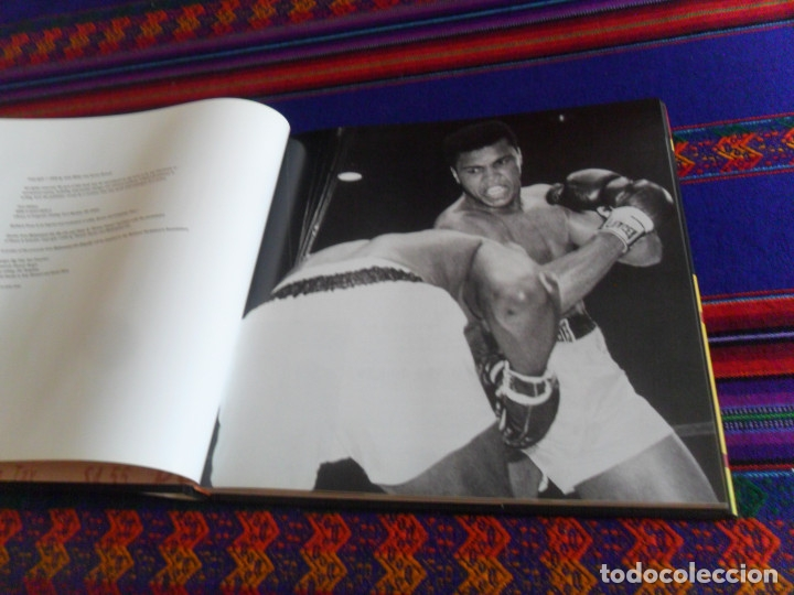Coleccionismo deportivo: MUHAMMAD ALI RINGSIDE BY JOHN MILLER. A BULFINCH PRESS BOOK. FIRST EDITION 1999. CASSIUS CLAY. NEW. - Foto 5 - 173517880