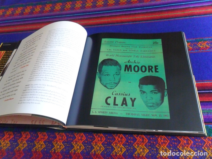 Coleccionismo deportivo: MUHAMMAD ALI RINGSIDE BY JOHN MILLER. A BULFINCH PRESS BOOK. FIRST EDITION 1999. CASSIUS CLAY. NEW. - Foto 7 - 173517880