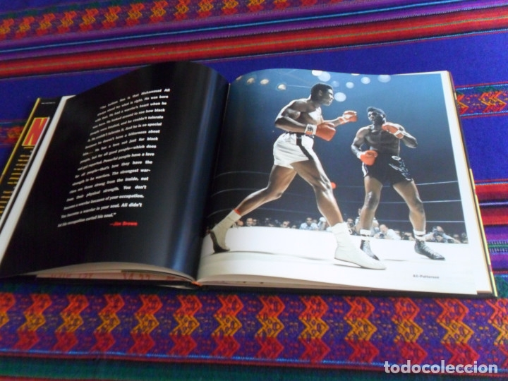Coleccionismo deportivo: MUHAMMAD ALI RINGSIDE BY JOHN MILLER. A BULFINCH PRESS BOOK. FIRST EDITION 1999. CASSIUS CLAY. NEW. - Foto 8 - 173517880