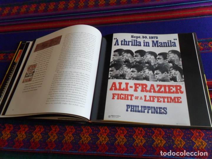 Coleccionismo deportivo: MUHAMMAD ALI RINGSIDE BY JOHN MILLER. A BULFINCH PRESS BOOK. FIRST EDITION 1999. CASSIUS CLAY. NEW. - Foto 9 - 173517880