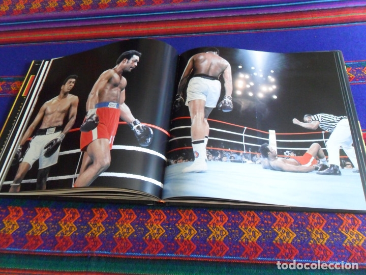 Coleccionismo deportivo: MUHAMMAD ALI RINGSIDE BY JOHN MILLER. A BULFINCH PRESS BOOK. FIRST EDITION 1999. CASSIUS CLAY. NEW. - Foto 11 - 173517880