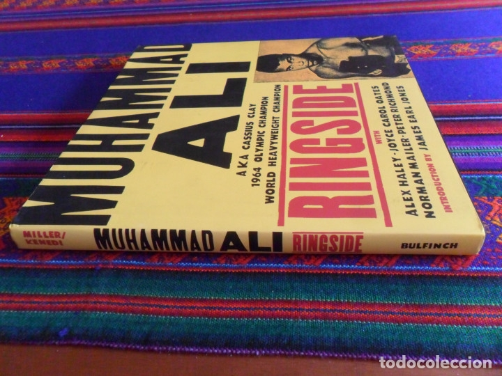 Coleccionismo deportivo: MUHAMMAD ALI RINGSIDE BY JOHN MILLER. A BULFINCH PRESS BOOK. FIRST EDITION 1999. CASSIUS CLAY. NEW. - Foto 17 - 173517880