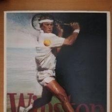 Coleccionismo deportivo: LIBRO WINSTON DEL TENIS. 500 AÑOS DE HISTORIA (GIANNI CLERICI). Lote 173913642