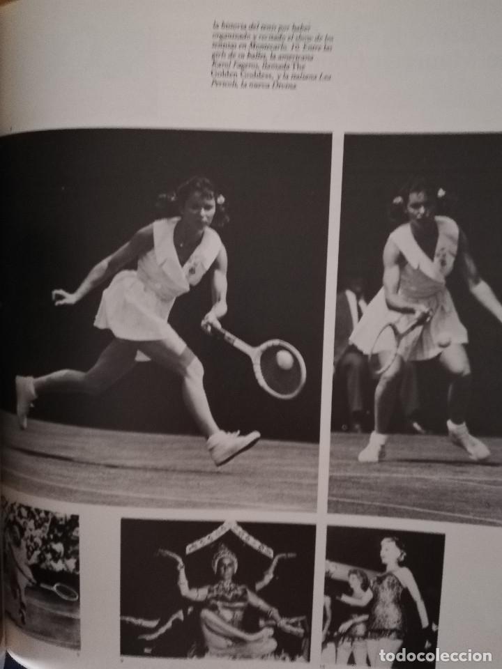 Coleccionismo deportivo: LIBRO WINSTON DEL TENIS. 500 AÑOS DE HISTORIA (GIANNI CLERICI) - Foto 4 - 173913642
