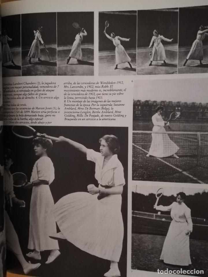 Coleccionismo deportivo: LIBRO WINSTON DEL TENIS. 500 AÑOS DE HISTORIA (GIANNI CLERICI) - Foto 6 - 173913642