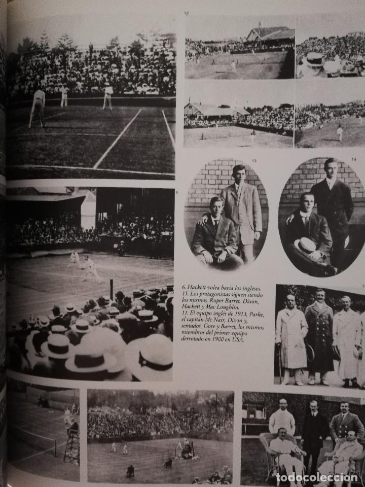 Coleccionismo deportivo: LIBRO WINSTON DEL TENIS. 500 AÑOS DE HISTORIA (GIANNI CLERICI) - Foto 8 - 173913642