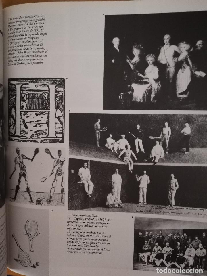 Coleccionismo deportivo: LIBRO WINSTON DEL TENIS. 500 AÑOS DE HISTORIA (GIANNI CLERICI) - Foto 11 - 173913642