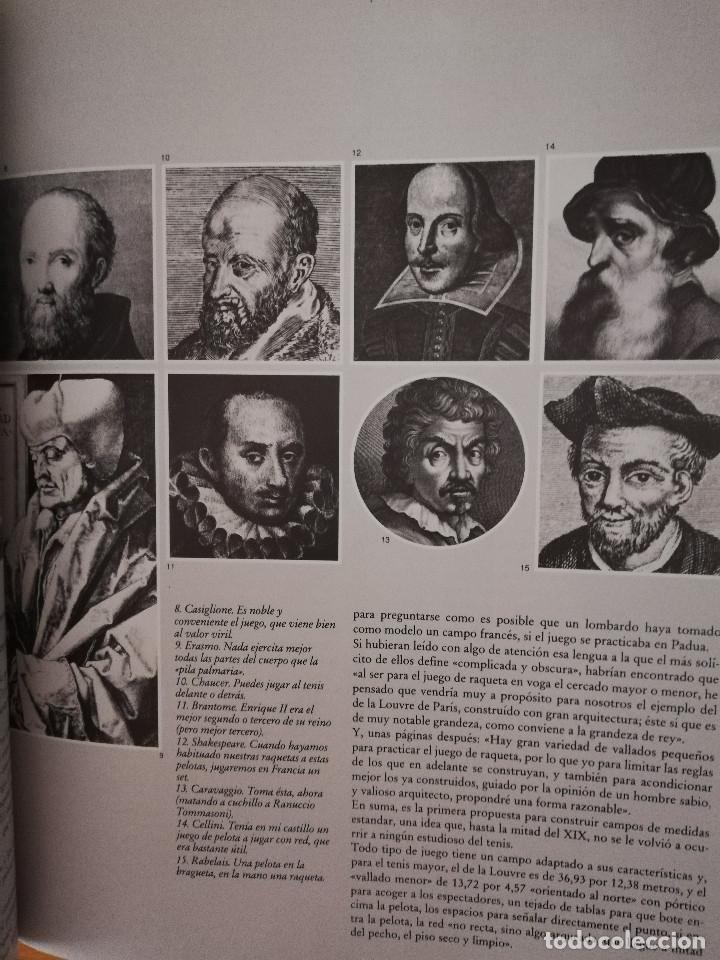 Coleccionismo deportivo: LIBRO WINSTON DEL TENIS. 500 AÑOS DE HISTORIA (GIANNI CLERICI) - Foto 12 - 173913642