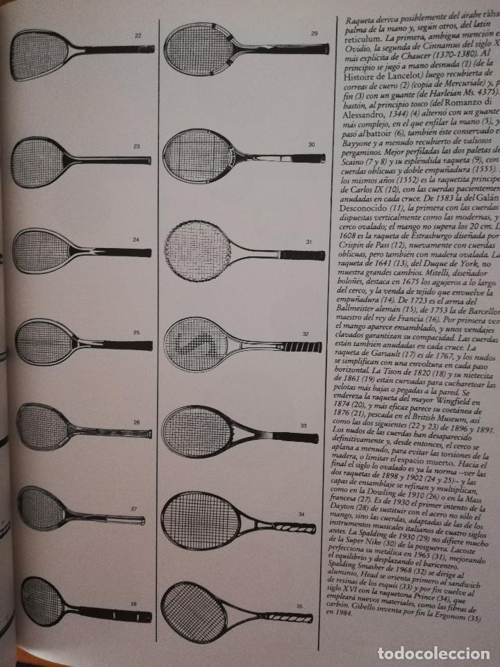 Coleccionismo deportivo: LIBRO WINSTON DEL TENIS. 500 AÑOS DE HISTORIA (GIANNI CLERICI) - Foto 13 - 173913642