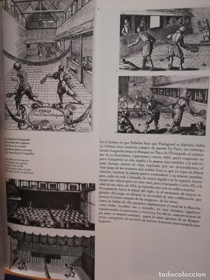 Coleccionismo deportivo: LIBRO WINSTON DEL TENIS. 500 AÑOS DE HISTORIA (GIANNI CLERICI) - Foto 14 - 173913642