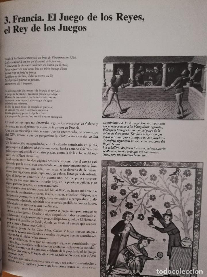 Coleccionismo deportivo: LIBRO WINSTON DEL TENIS. 500 AÑOS DE HISTORIA (GIANNI CLERICI) - Foto 15 - 173913642