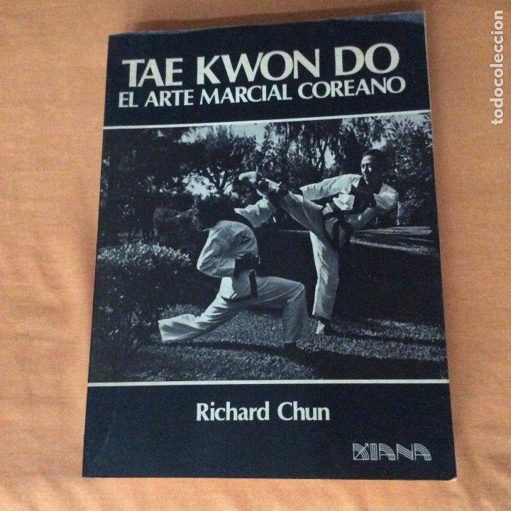 Coleccionismo deportivo: Tae Kwon Do El arte marcial coreano y Nuevos Pumse - Foto 2 - 175335538